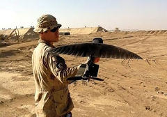 Dron w kształcie ptaka już wkrótce na usługach amerykańskiej armii