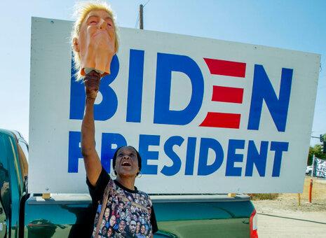 Biden spełni żądania czarnych radykałów?