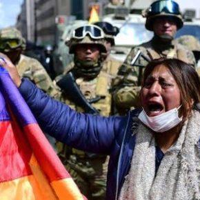 Boliwijskie służby zabijają zwolenników Moralesa
