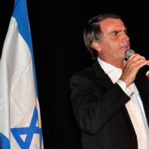 Bolsonaro chce zamknąć ambasadę Palestyny