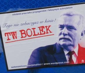 """Wraca sprawa TW """"Bolka"""". Wałęsa znów straszy sądem"""