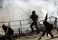 Antyrządowe protesty w Bośni