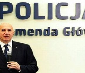 Minister Brudziński na tropie