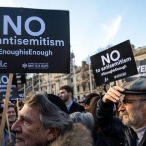 """""""Antysemityzm"""" miał zakorzenić się na brytyjskiej lewicy"""