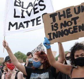 """Dezaprobata dla """"Black Lives Matter"""" będzie karana"""