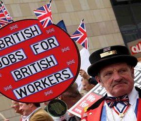 Brexit podwyższa płace