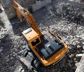 Izrael chce wyburzyć domy zbudowane przez UE