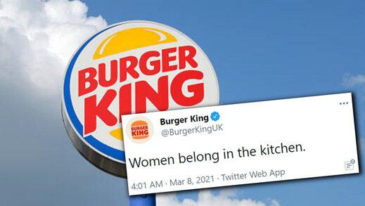 Burger King chciał zatrudnić więcej kobiet. Teraz jest krytykowany