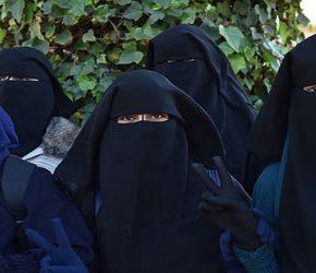 Szwedzka feministka broni burek