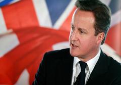"""Cameron chce """"eksportować małżeństwa homoseksualne"""""""