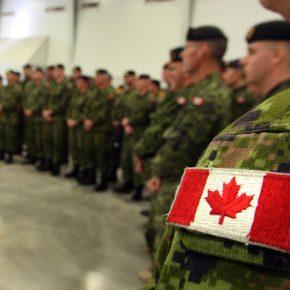 Duda żebrał o kanadyjskich żołnierzy