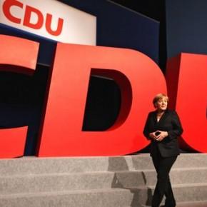 Konserwatywne skrzydło chadeków krytykuje politykę klimatyczną Merkel