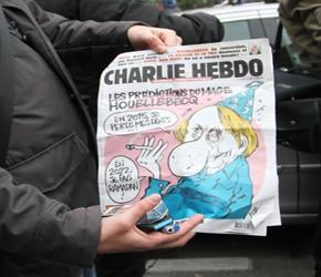 """Rzecz o """"Charlie Hebdo"""", czyli na marginesie zamachu we Francji"""