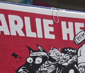 Rosjanie oburzeni publikacją Charlie Hebdo