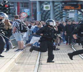 """Niemieckie Chemnitz ma dość """"uchodźców"""""""