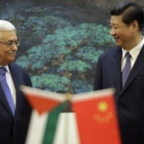Chiny popierają państwo palestyńskie ze stolicą we wschodniej Jerozolimie