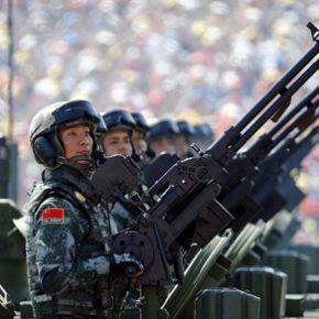 Xi Jinping mobilizował chińskich żołnierzy