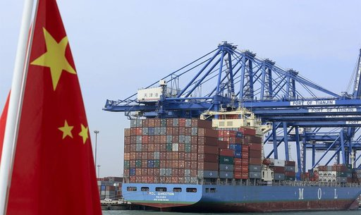 Chiny mogą brać gospodarczy odwet