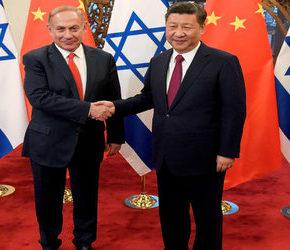 Izrael wbrew Ameryce robi interesy z Chińczykami