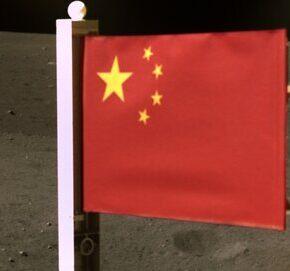 Chiny pobrały próbki z księżyca
