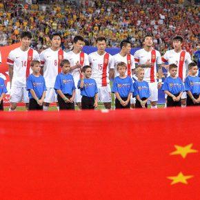 Chiny stawiają na rozwój piłki nożnej