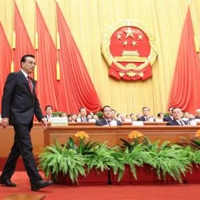 Chiński rząd wierzy w rozwój gospodarczy