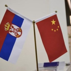 Serbia gani Europę i dziękuje Chinom