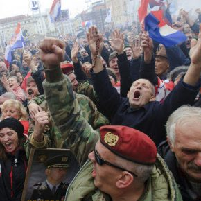 Chorwacja ułatwi życie weteranom wojny w byłej Jugosławii