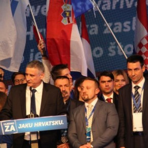 Chorwacka prawica wygrała wybory parlamentarne