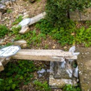 W północnym Izraelu zbezczeszczono chrześcijański cmentarz
