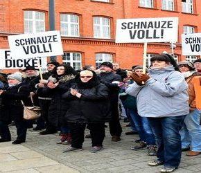 Mieszkańcy Chociebuża nie chcą imigrantów