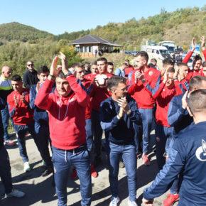 Kosowo nie wpuściło serbskich piłkarzy (+WIDEO)
