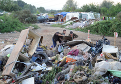 Włochy: Burza wokół propozycji autobusów dla Cyganów