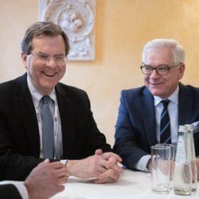 MSZ chce konferencji z Komitetem Żydów Amerykańskich