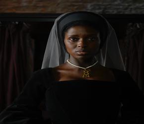 Czarnoskóra aktorka zagra królową Anglii