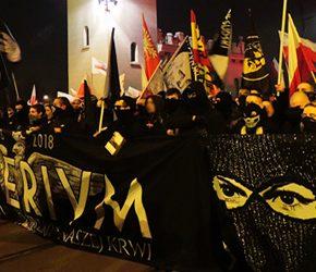 Marsz Niepodległości 2018: Mimo represji, Czarny Blok przeszedł