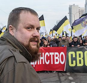 Rosja: Nacjonalista zastępcą szefa administracji w Barwisze pod Moskwą