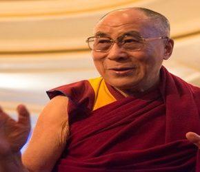 Dalajlama za Europą dla Europejczyków