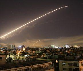 Państwa NATO zaatakowały cele w Syrii