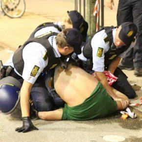 MSZ interweniuje w sprawie kibica pobitego w Danii