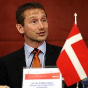 Duński minister oskarża niemiecką kanclerz o lekceważenie kryzysu imigracyjnego