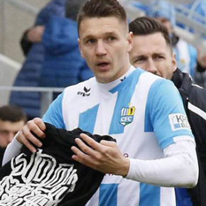Kapitan Chemnitzer FC wyrzucony z drużyny za przyjaźń z kibicami i nacjonalistami