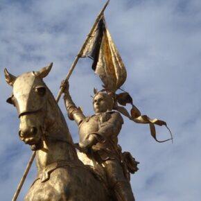 Joanna d'Arc narusza zasadę sekularyzmu?