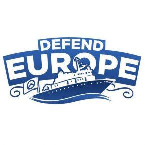 """""""Defend Europe"""" chce powstrzymać nielegalnych imigrantów"""