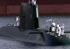 Niemcy zbroją Izrael. Kolejny okręt podwodny dla reżimu
