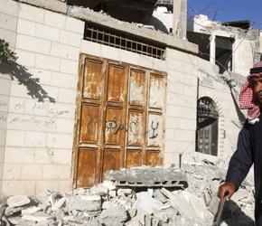 ONZ potępia reżim izraelski za wyburzenia palestyńskich domów