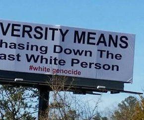 Biali Amerykanie na wymarciu