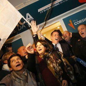 Triumf nacjonalistów na Korsyce