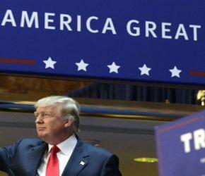 Trump broni swojego poparcia dla nacjonalizmu