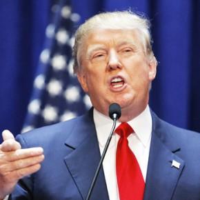 Donald Trump oficjalnym kandydatem na prezydenta Stanów Zjednoczonych